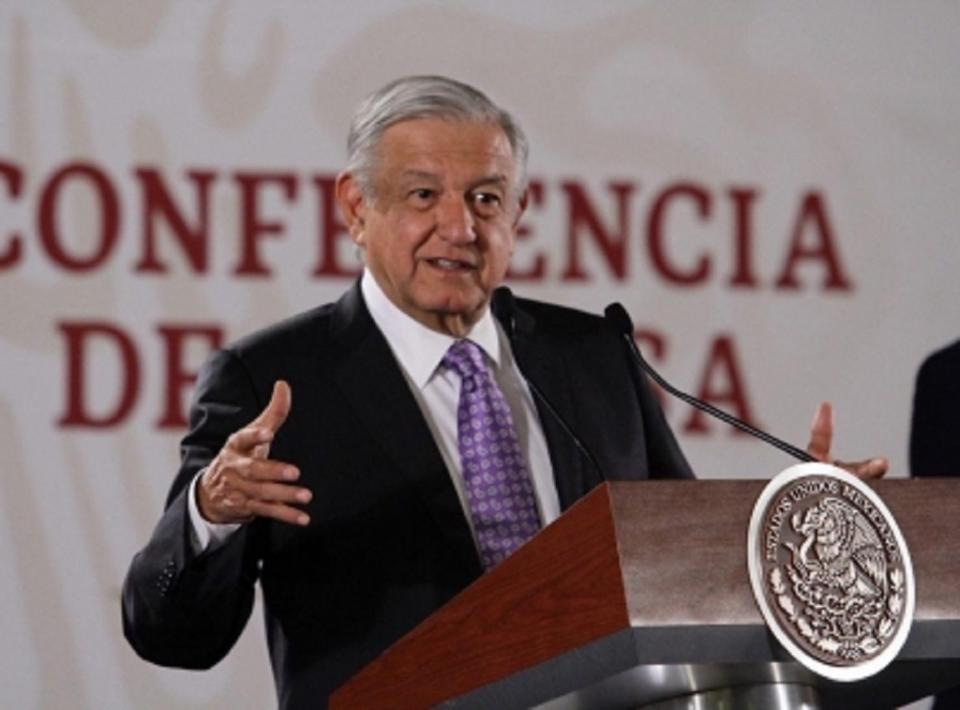 Producción petrolera está en franca recuperación, afirma López Obrador