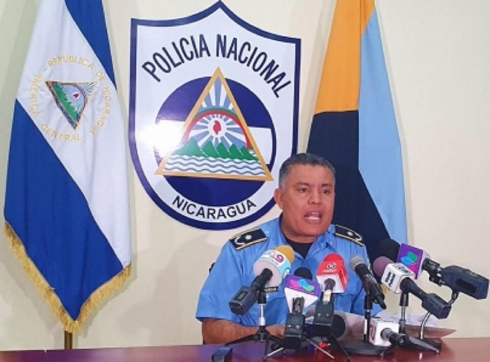 Nicaragua entrega a Costa Rica a cuatro presuntos yihadistas