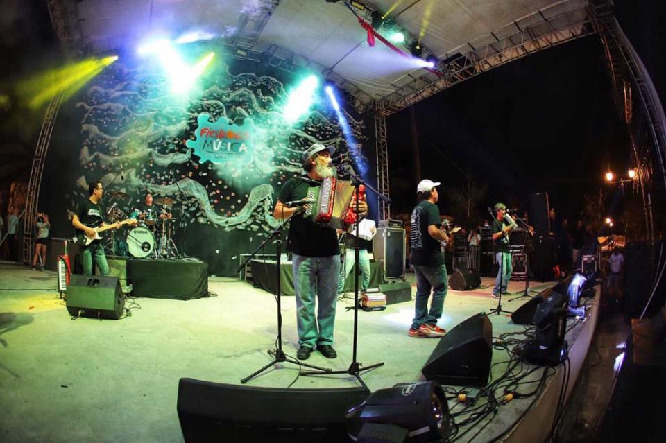 Con gran participación y la presentación de Celso Piña se celebró la Fiesta de la Música 2019 en San José del Cabo