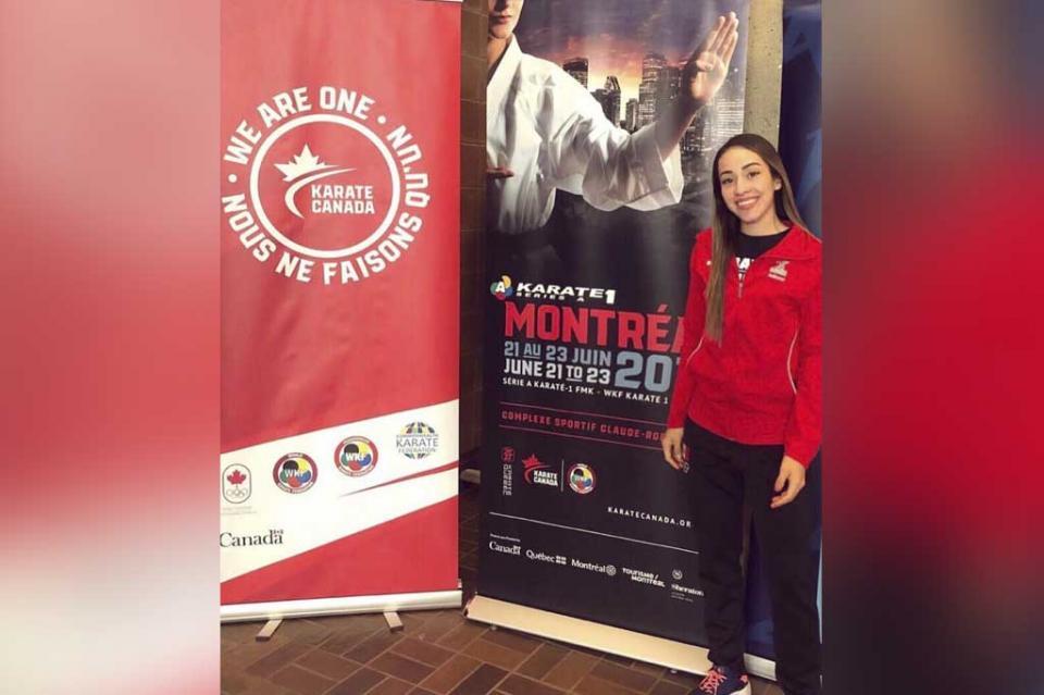 Asiste Paula Flores a torneos internacionales