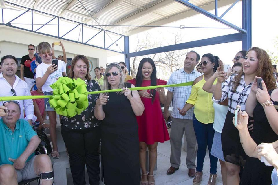 En coordinación con Gobierno Municipal la Fundación Sarahuaro inaugura su Segundo Comedor Infantil