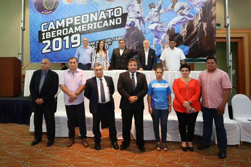 Reúne Los Cabos a karatecas de 10 países en 7º Campeonato Iberoamericano de Karate 2019