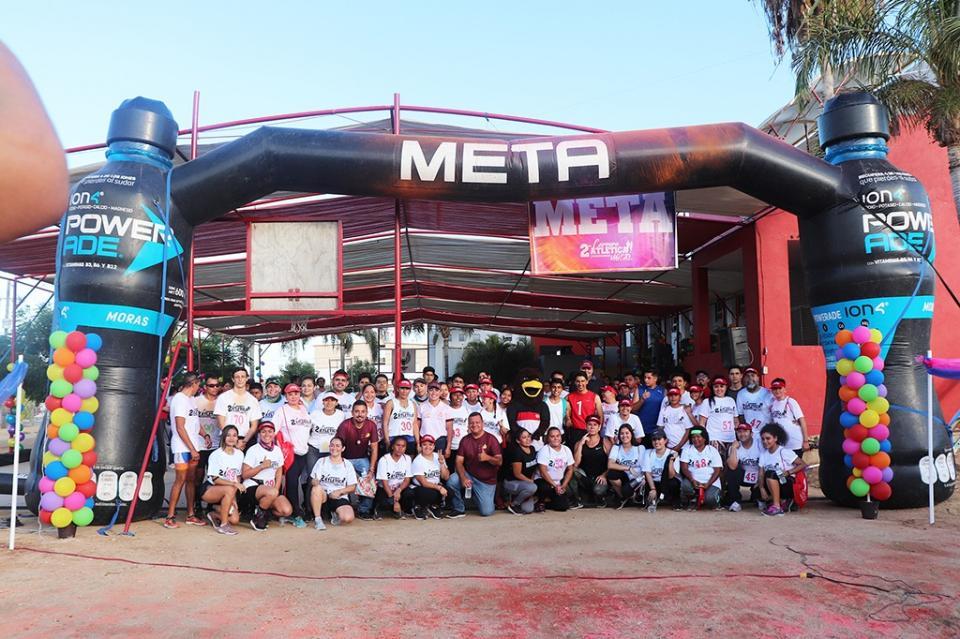 INDEM Los Cabos Impulsa la Actividad Física en Jóvenes a través de la 2da. Carrera Atlética UGC