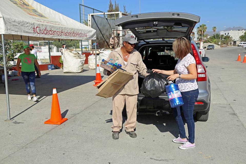 Reducir, separar y reciclar cada primer jueves del mes es la forma más sencilla de ayudar al medio ambiente
