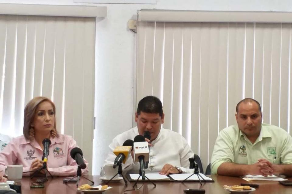Denuncia ayuntamiento de La Paz, construcción ilegal de pozos de agua