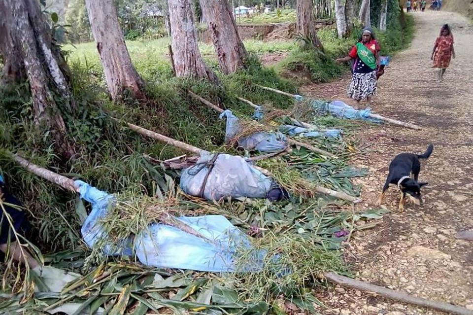 Al menos 24 muertos en enfrentamientos tribales en Papúa Nueva Guinea