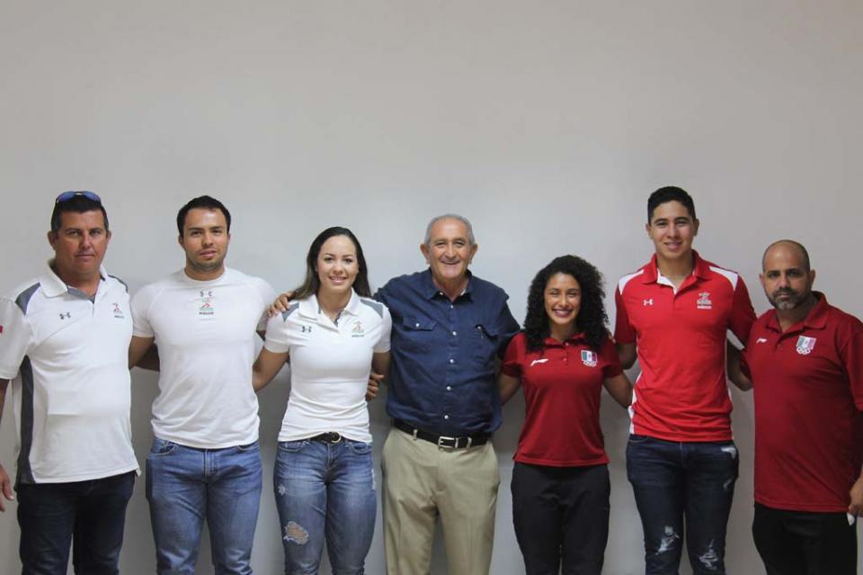 Lima 2019 plataforma para atletas de BCS a Tokio 2020: José Ávila
