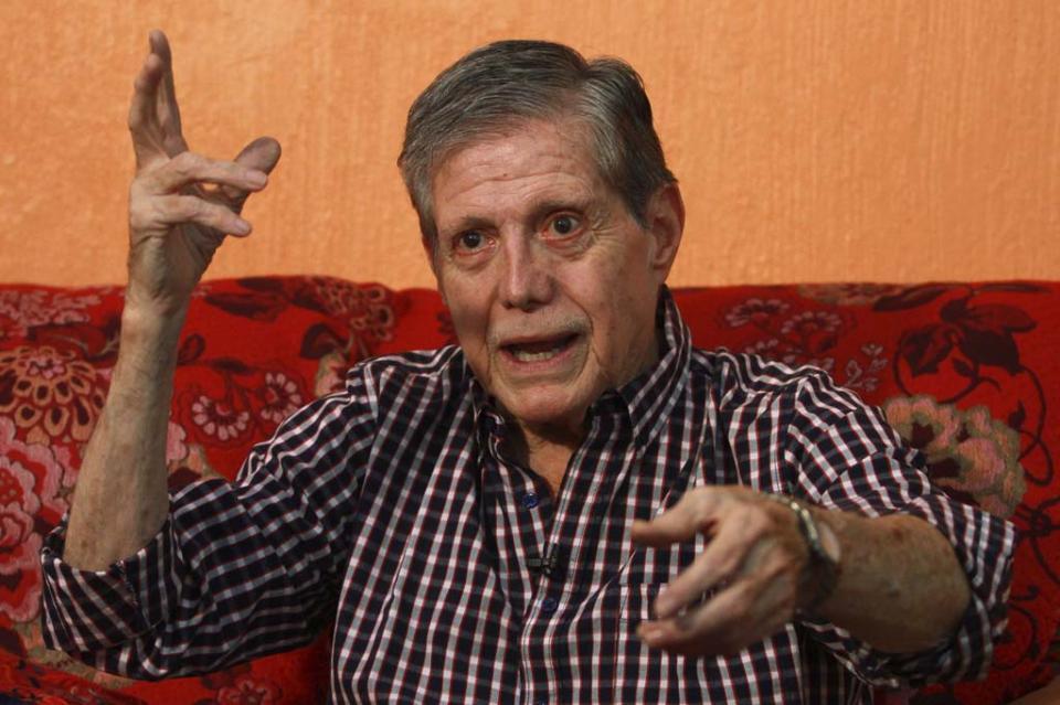Héctor Bonilla responde de forma favorable al tratamiento contra cáncer