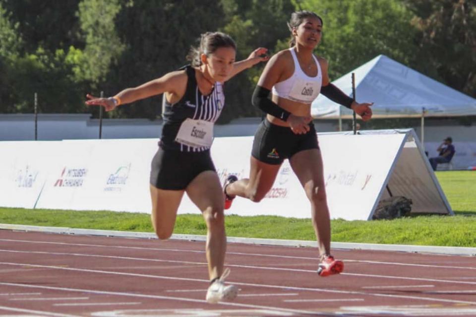 Atletas de BCS correrán en el NACAC