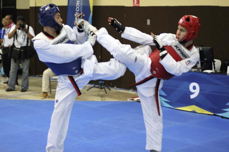 Irá Jean Karlo Talamantes por pase al mundial de Taekwondo