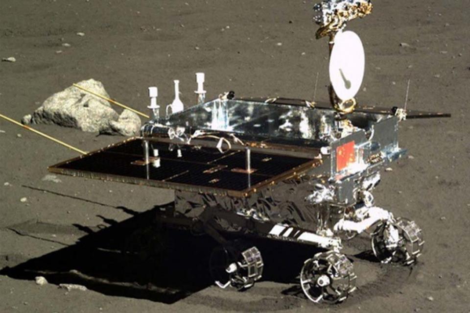 Hiberna sonda lunar china