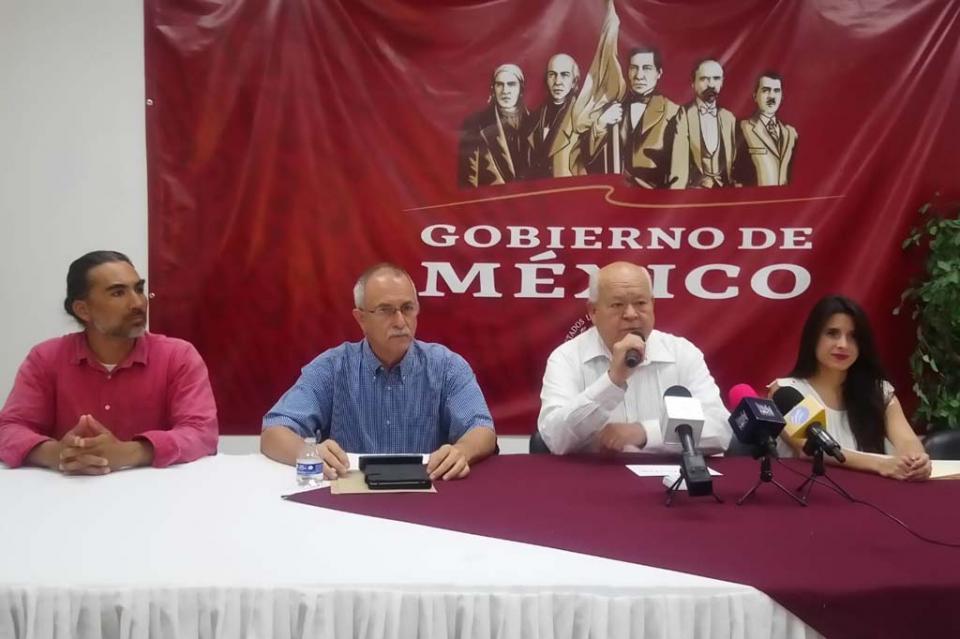Confirman Delegados de CONANP y SEMARNAT aseguramiento predio en Sierra La Laguna