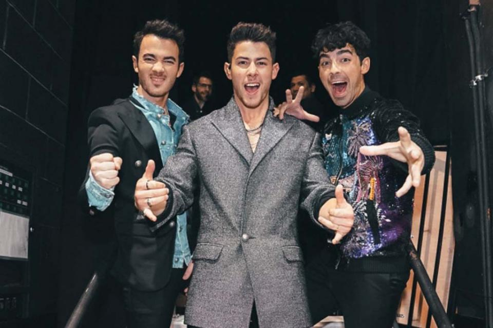 Tras una década, Jonas Brothers se reencontrarán con fans de México