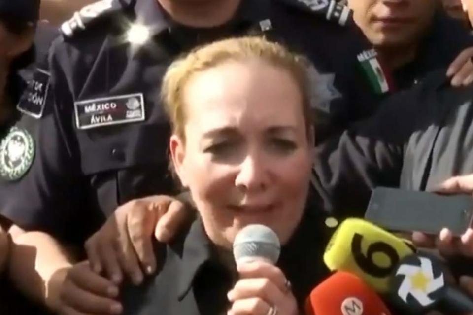 Coordinadora de Guardia Nacional ofrece diálogo; federales la agreden