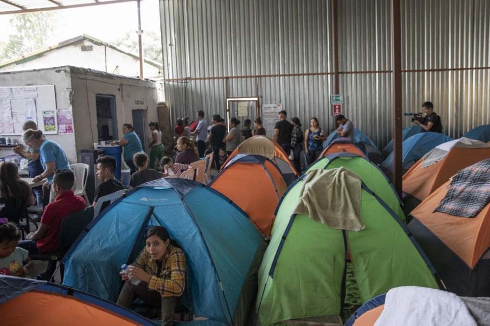 Mantienen alerta en frontera por redadas contra migrantes en EUA