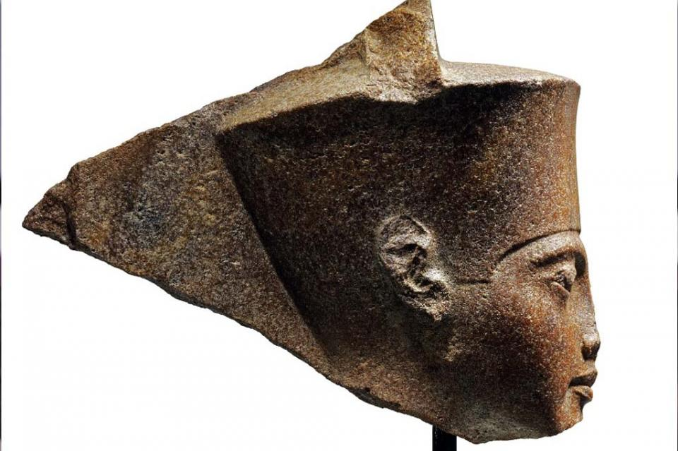 Christie´s vende escultura de faraón Tutankamon en 5.9 mdd