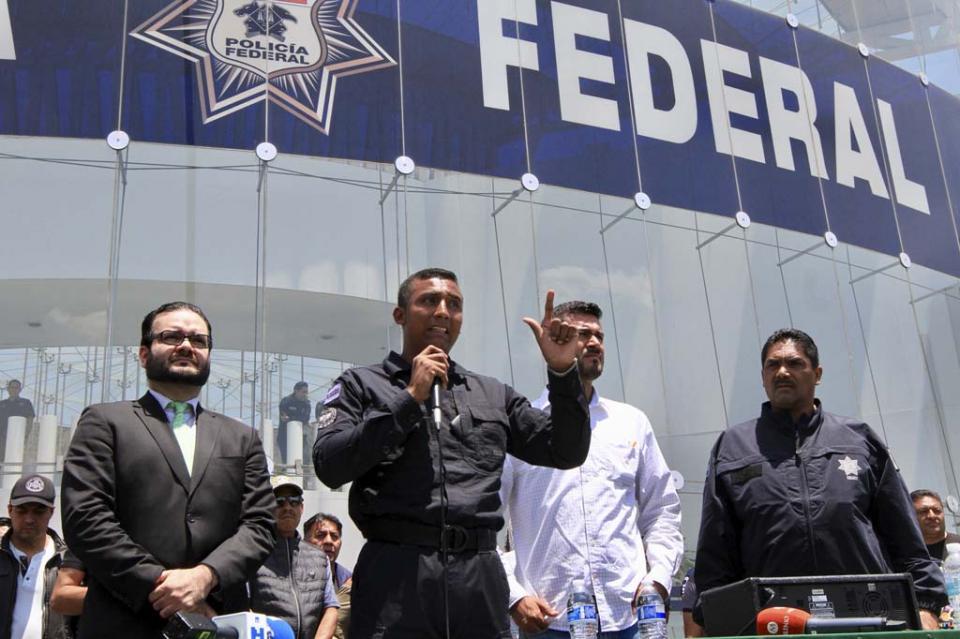 Abogado de federales acusa a gobierno de cerrarse al diálogo
