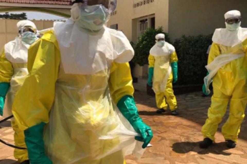 Detectan caso de ébola en la ciudad congolesa de Goma