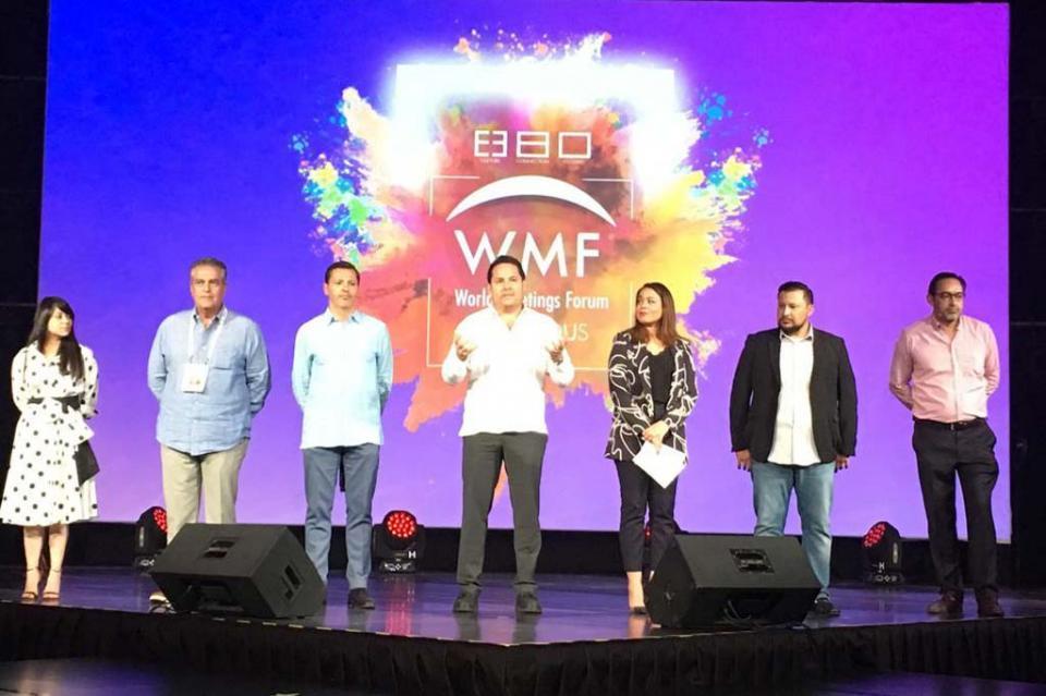 Todo un éxito World Meeting Forum en Los Cabos