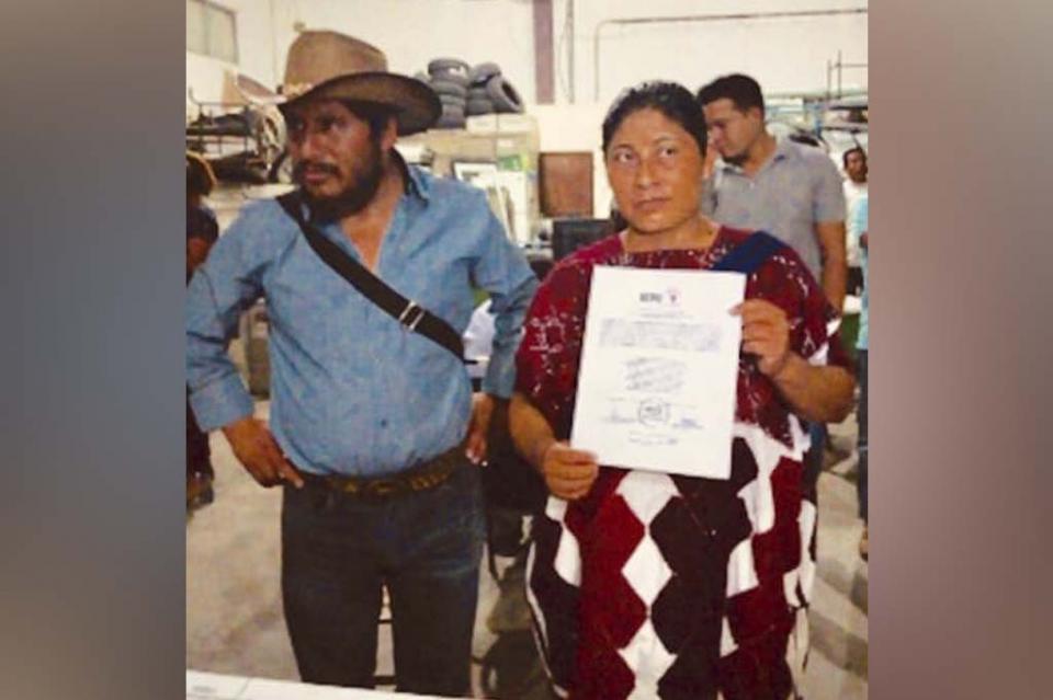 Detienen a Alcaldesa en Chiapas