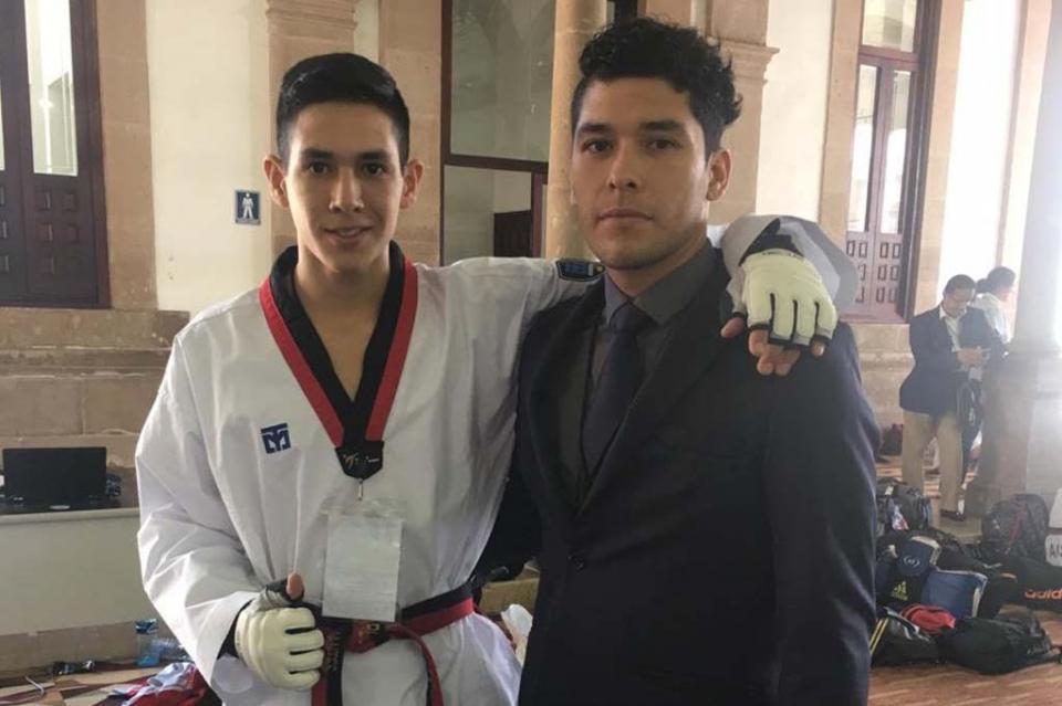 Queda Jean Karlo Talamantes en preselección nacional de Taekwondo