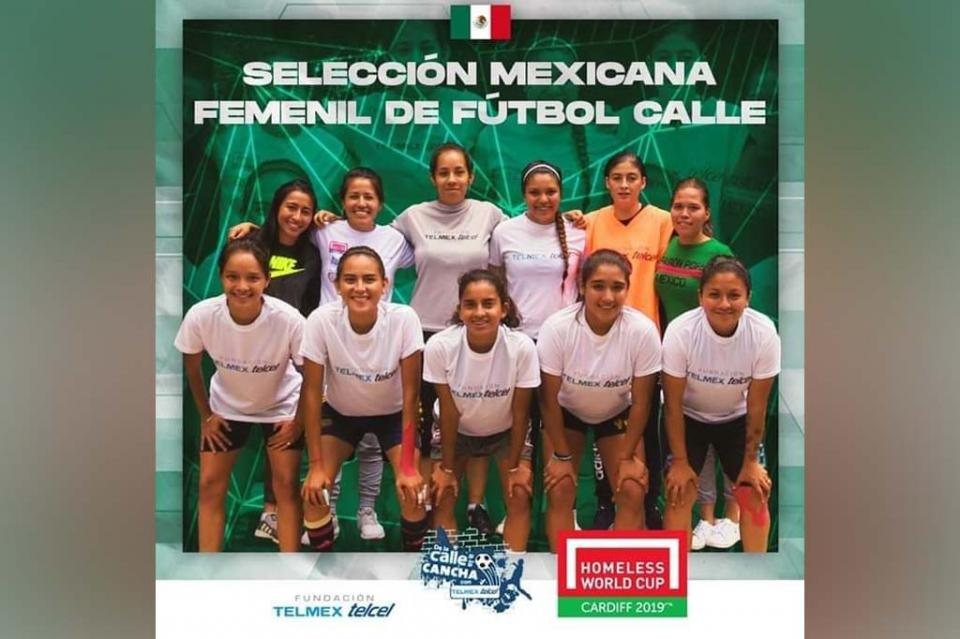 La cabeña Sandra Ortega titular en triunfo de México en Mundial de Fútbol