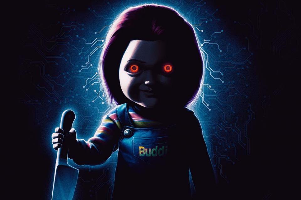 """Chucky"" regresa ahora con un corazón cibernético"