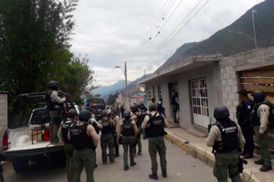 Capturan a cuatro secuestradores y rescatan a víctima en Veracruz