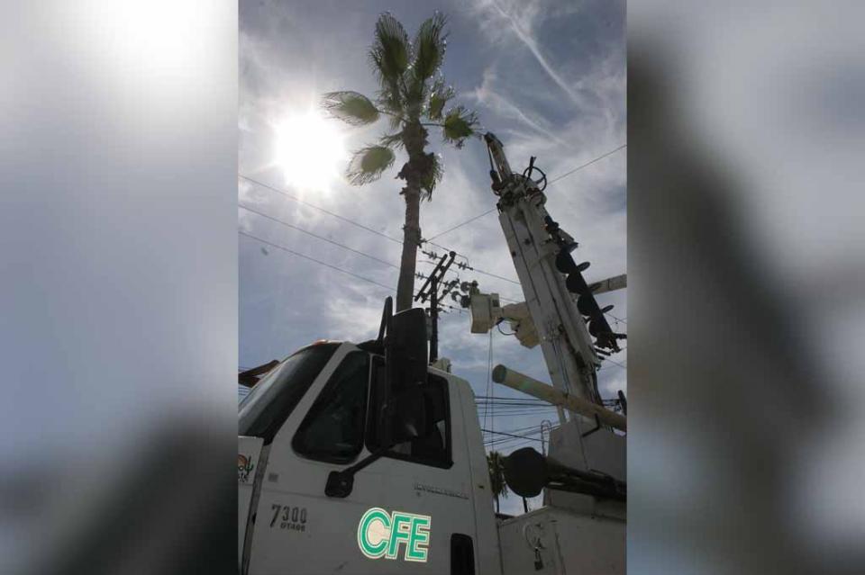 En estado de emergencia BCS por fallas en servicio de energía eléctrica