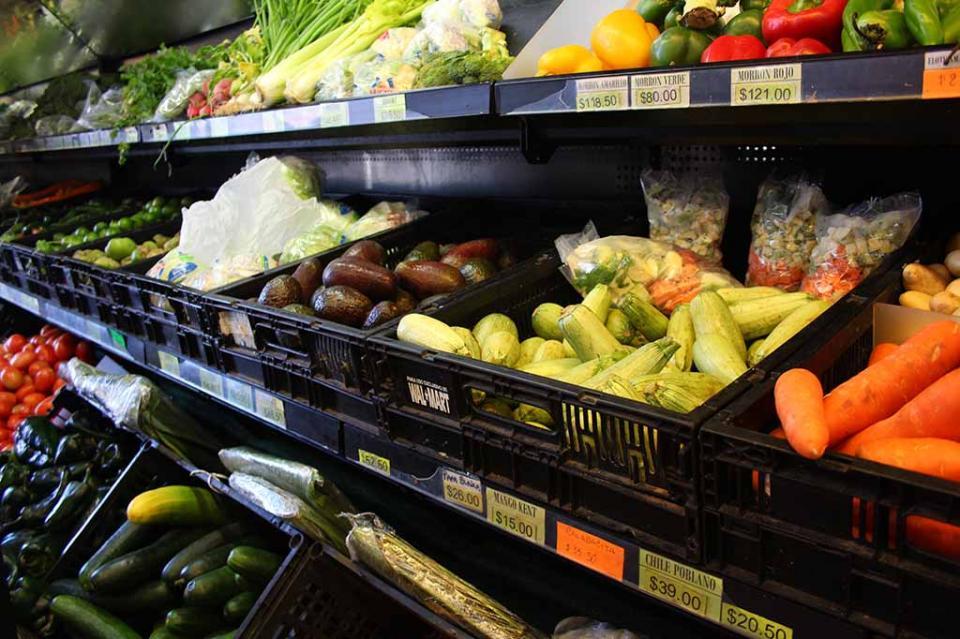 Registran incrementos pollo, cebolla y aguacate en primera quincena de julio, de acuerdo al INPC, reportó el INEGI
