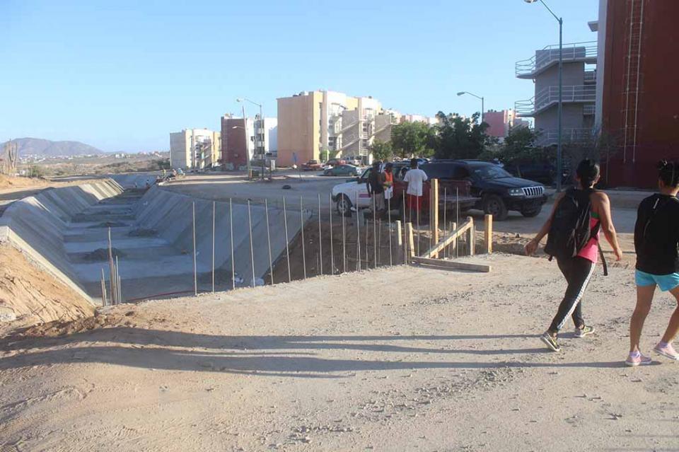 Esperan vecinos de Chula Vista la conformación de brigada de Protección Civil; hasta la fecha nadie se ha acercado