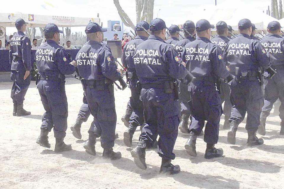 Va la renovación y certificación de agentes policiales del estado y municipio: Gobierno del Estado