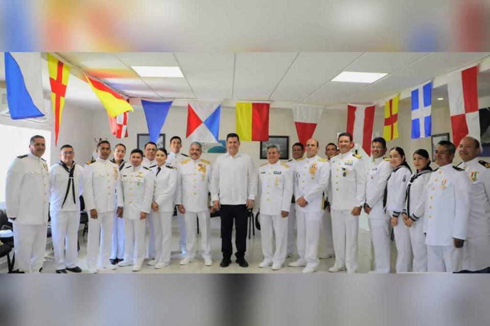 Colaboración de fuerzas armadas fundamental en la estrategia de seguridad de BCS