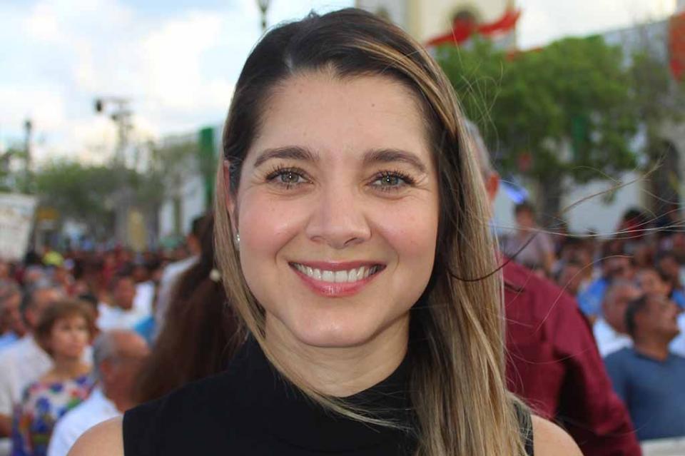 Dará puntual seguimiento AHLC al fideicomiso que se creará para el cobro del impuesto al turista extranjero: Paloma Palacios