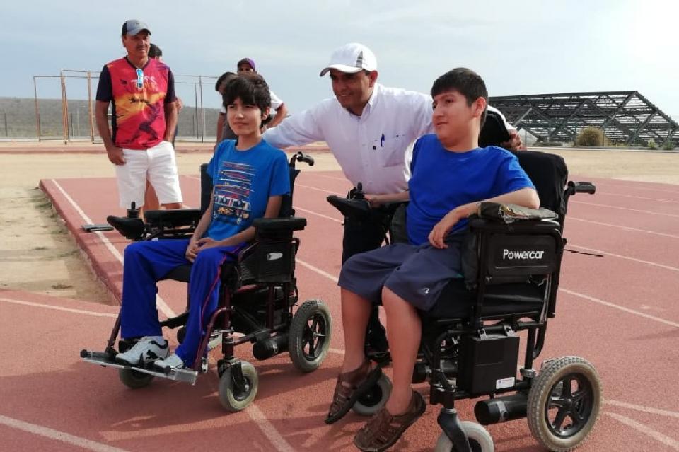 Realizan clasificatorio para deportistas con parálisis cerebral de BCS rumbo a Paralimpiada Nacional