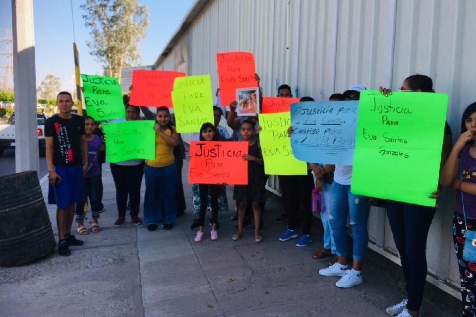 Protestan en Ciudad Constitución por caso de embarazada que murió en accidente