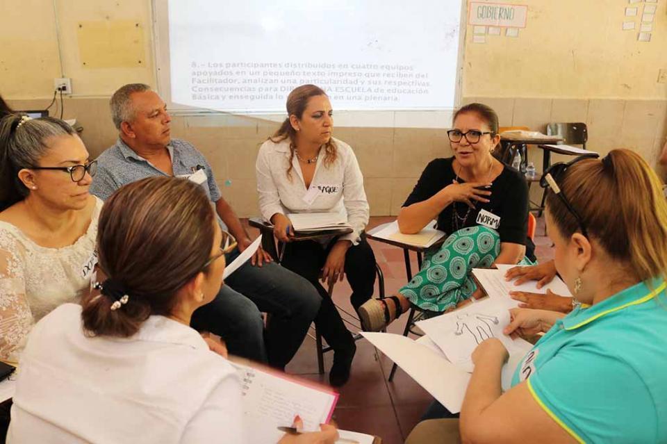 Fortalece SEP estrategias de enseñanzas a docentes de nivel básico de Los Cabos