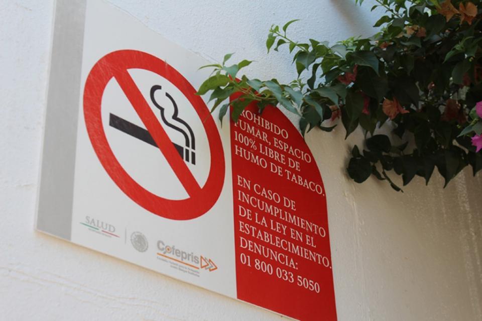 Sensibiliza Salud a funcionarios municipales sobre los daños que ocasiona el cigarro