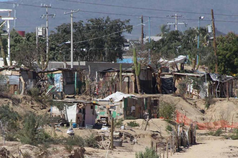 Más de 3 mil personas asentadas en arroyo Salto Seco; tienen más de 9 años pidiendo la reubicación