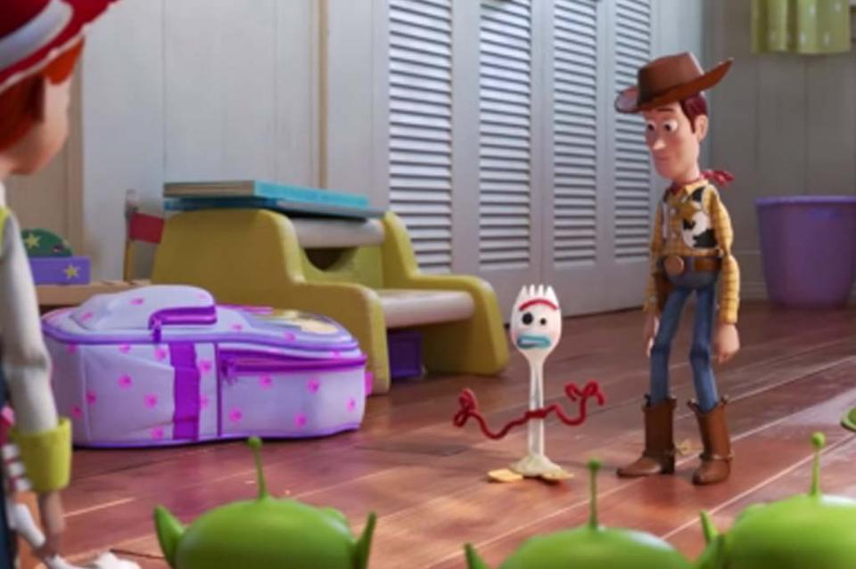 """""""Toy Story 4"""" lidera taquilla en Estados Unidos"""