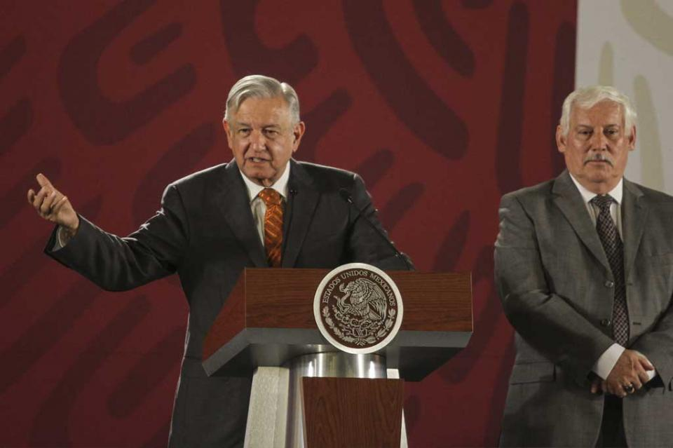 Descarta AMLO ampliación de mandato federal como en Baja California
