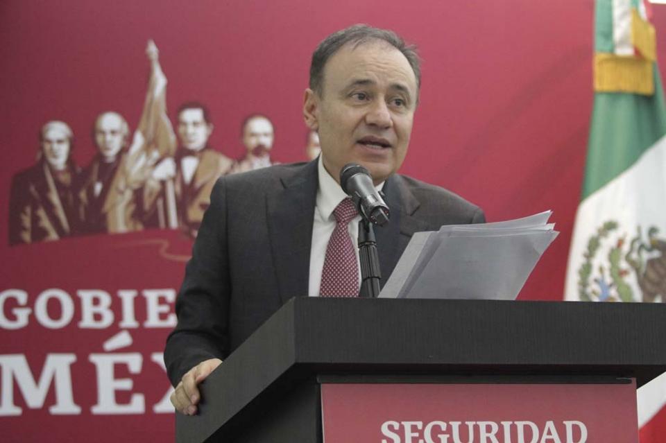 Líder de protestas de Policía Federal está ligado a secuestro, afirma Durazo