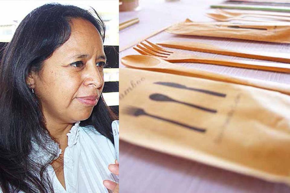 """Hoy Día Internacional Libre de Bolsas de Plástico; BCS pionero en acciones de """"desplastificación"""": Mayra Victoria Gutiérrez"""