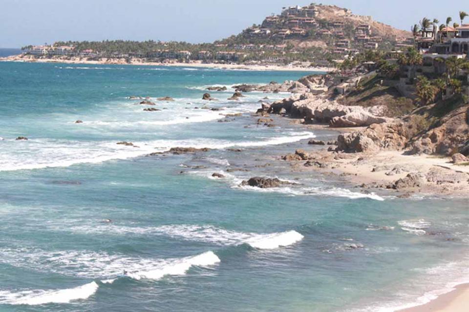 Vigila Capitanía de Puerto a 'Cosme' ; reportan mar de fondo durante las próximas horas
