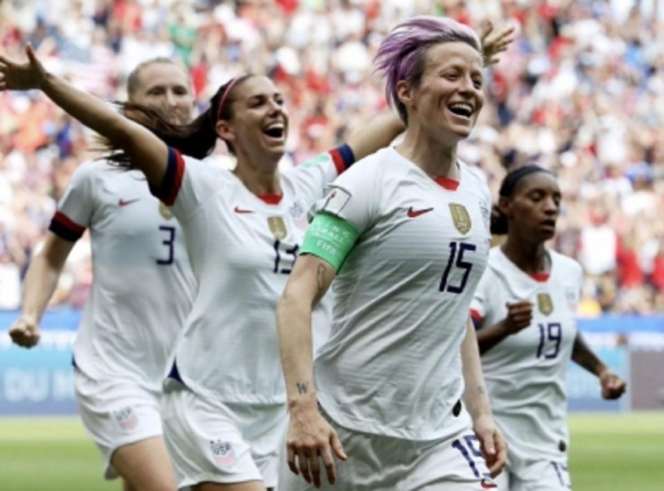 Estados Unidos impone dominio y gana Mundial Femenil ante Holanda