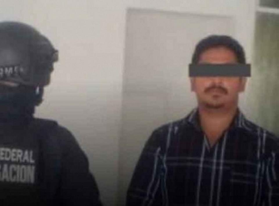 Detienen a presunto jefe de Los Zetas en San Fernando, Tamaulipas