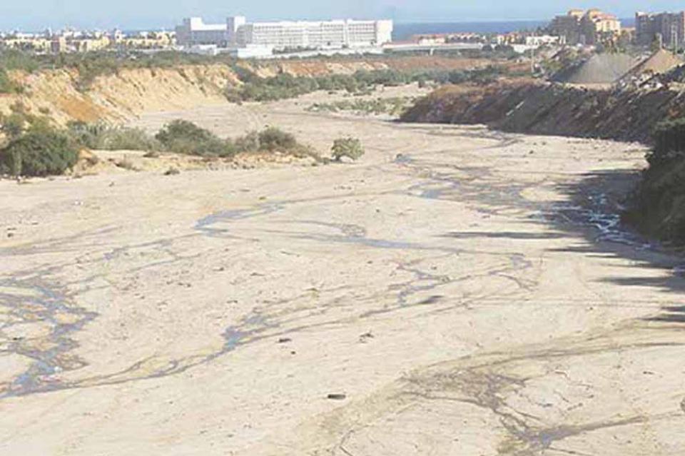 Anuncia Conagua la delimitación de arroyos Salto Seco, San Lucas y San José
