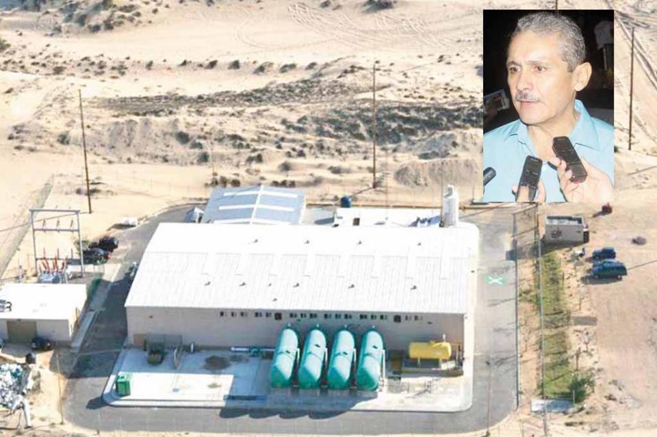 En septiembre publicarán las bases de licitación para construcción de nueva desalinizadora: CCC