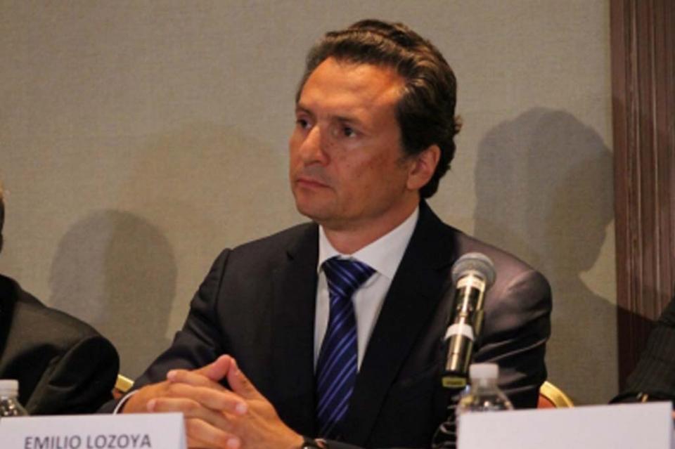 Emilio Lozoya renuncia a suspensión de captura; FGR puede detenerlo