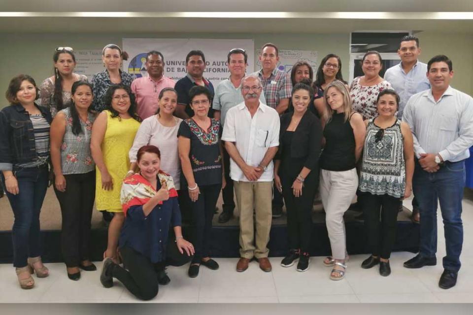 Se capacitan docentes de UABCS Los Cabos en los procesos de aprendizaje por competencias